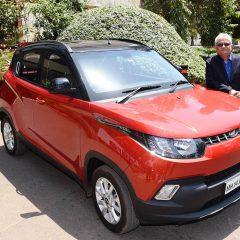Mahindra sells 50,000 units of KUV100; Sets a new Milestone