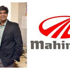 Mahindra designates Veejay Ram Nakra as Senior VP of Sales & Marketing