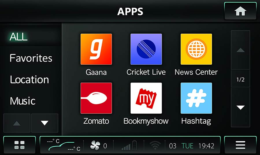 Mahindra-XUV500-Connected-Apps