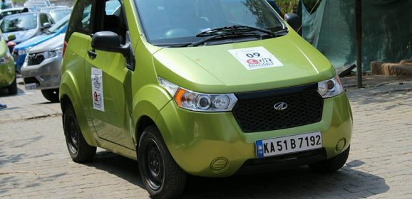 Mahindra Electric Drive organized in Bengaluru, Pune and Delhi