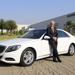 Mercedes-Benz S-Class Connoisseur's Edition Launched in India
