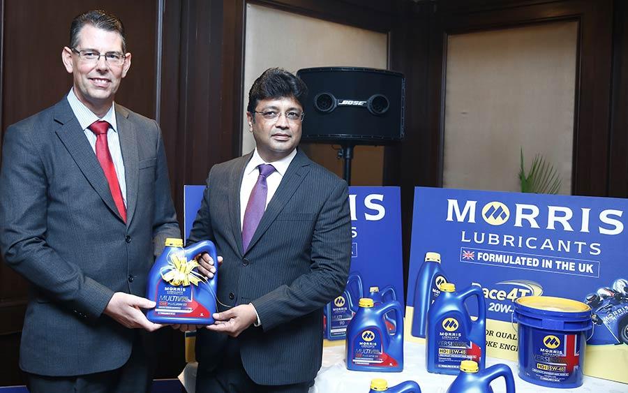 Morris-Lubricants-India