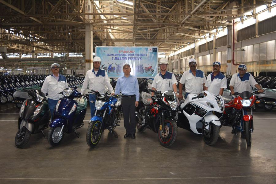 Suzuki-3-Millionth-Vehicle