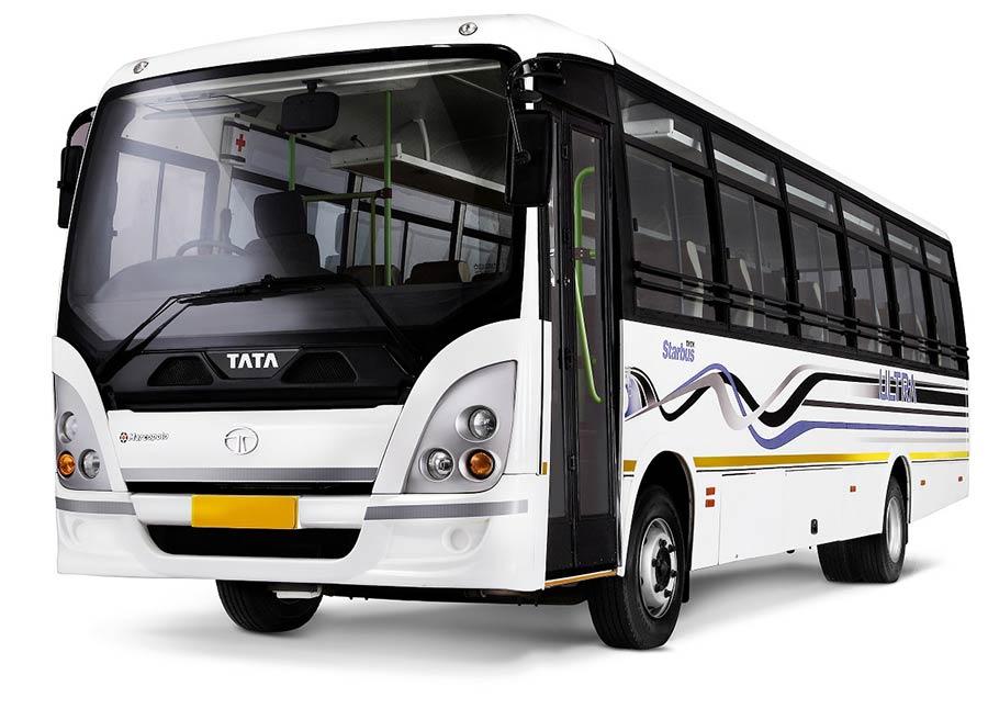 Tata Motors AMT buses