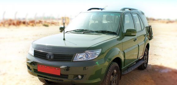 Tata Safari STORME's into the Indian Army; Bags orders for 3192 units