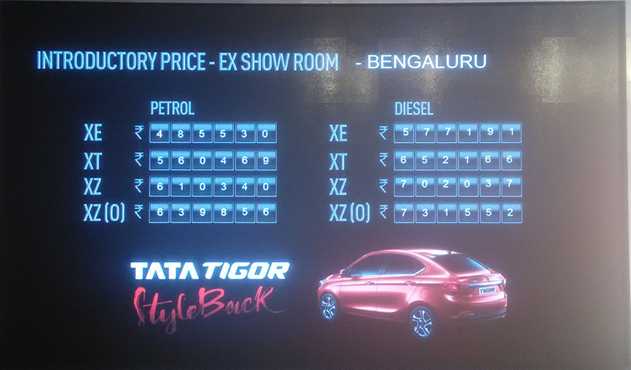 Tata-TIGOR-Price-and-Variants