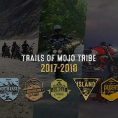 Mahindra MOJO Trail Calendar 2017 – 2018 is Here!