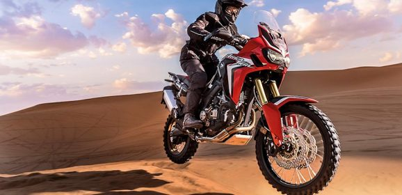 Honda Africa Twin Bookings Open; Priced at 12.90 lacs