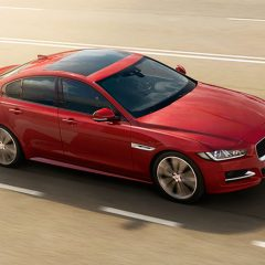 2017 Jaguar XE Diesel launched in India at INR 38.25 Lakhs