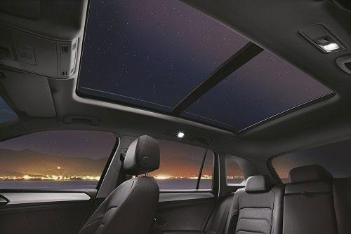 Volkswagen Tiguan Sunroof