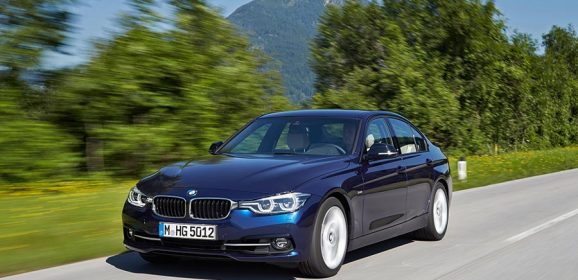 The new BMW 330i launched in India at INR 42,40,000