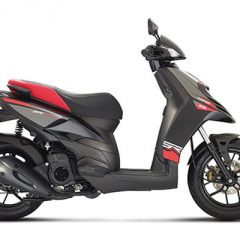 Aprilia SR125 might launch in India soon