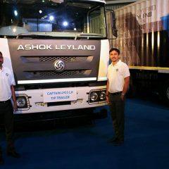 Ashok Leyland Ranks 1 in Dealer Satisfaction amongst CVs: Survey