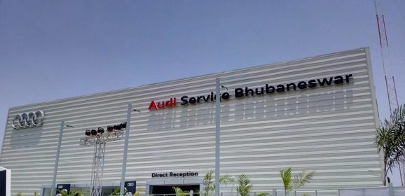 Audi opens New State-of-the-art Service Facility in Bhubaneswar