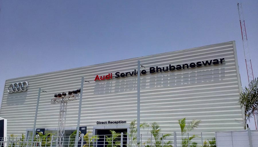 Audi Showroom Bhubaneswar