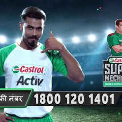 Sir Ravindra Jadeja launches Castrol Super Mechanic contest