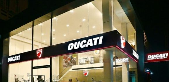 Ducati's Kochi Dealership is 6th in India
