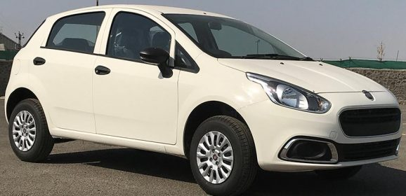 2017 Fiat Punto EVO Pure Launched at Rs. 5.13 Lakh