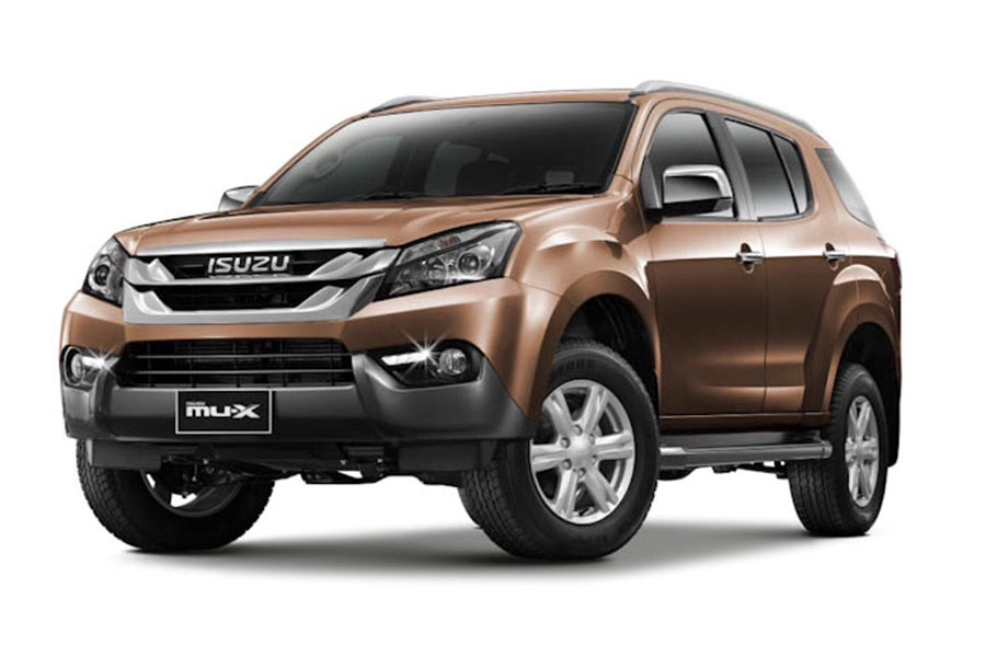 Isuzu Motors Reduces Prices Of Its Suv Models In The Range