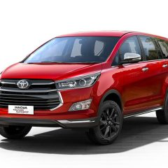 Toyota Innova Touring Sport Launched in India at INR 17.79 Lakhs