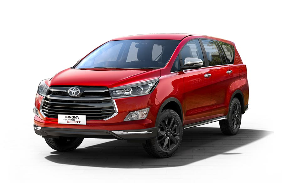 Toyota Innova Touring Sport Launched In India At Inr 17 79