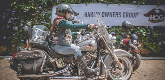 Ladies Of Harley to set off for their first official ride
