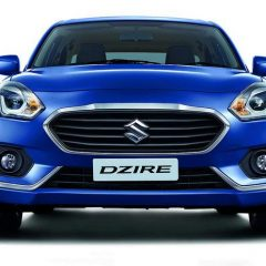New 2017 Maruti Dzire Price and Variant List