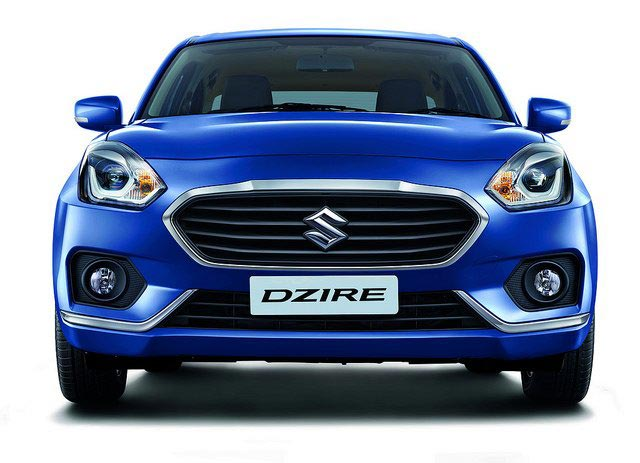 All New 2017 Maruti Dzire