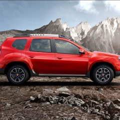 All New Renault Duster Petrol with CVT Launched at INR 10.32 Lakhs