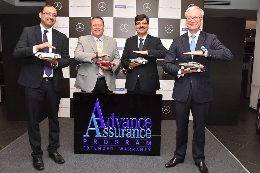 Mercedes-Benz Advanced Assurance