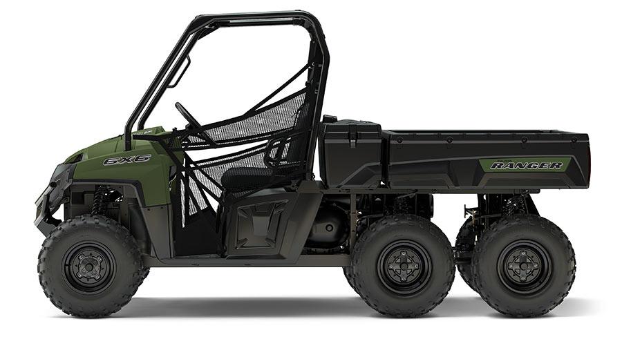 Polaris Ranger 6x6 800 EFI