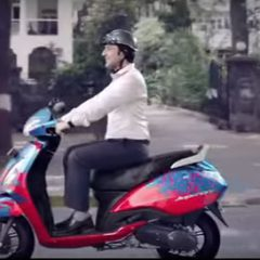 "TVS launches New TVC for Jupiter: ""Zyada Colours"""