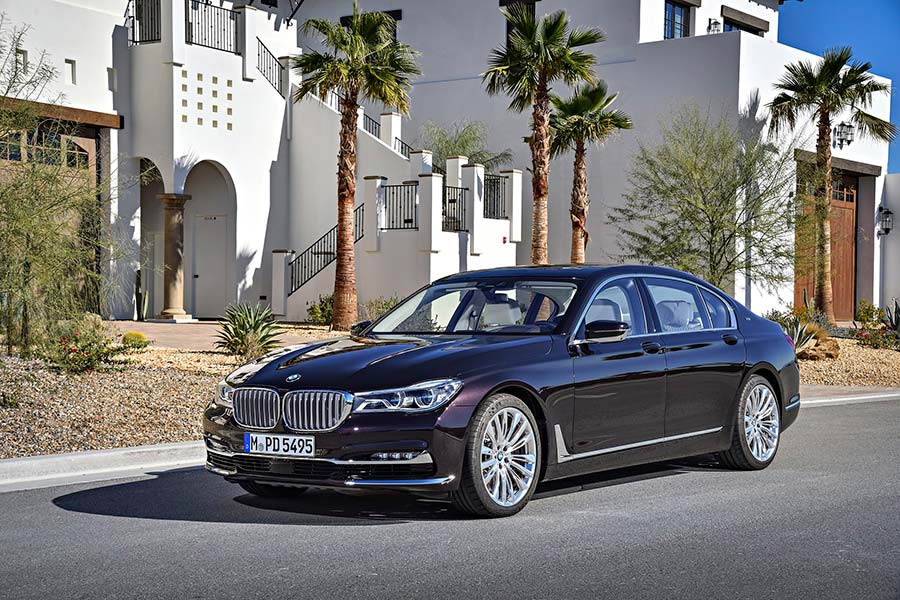 All New BMW 7 Series Launched in India