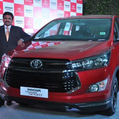 Toyota Sold 3628 units in India in June 2017