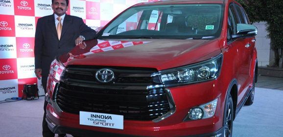 Toyota India sells 12,339 units in May 2017