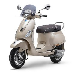Vespa Elegante 150cc Special Edition launched at INR 95,077/-