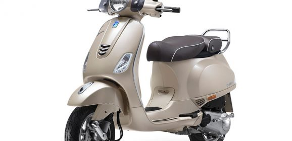 Vespa Elegante 150cc Special Edition launched at INR 95,077/-