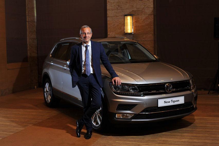 All new Volkswagen Tiguan Exterior Pictures
