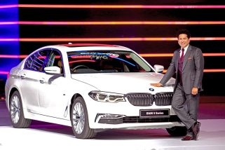 The all New BMW 5 Series launched in India