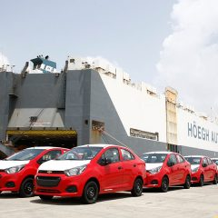 GM India starts shipment of Chevrolet Beat Sedan to Latin America: