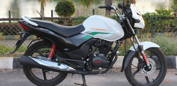 Hero Achiever Review – 150cc Motorcycle