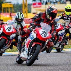 Honda wins 7 podiums at MMSC FMSCI Indian National Motorcycle Championship 2017