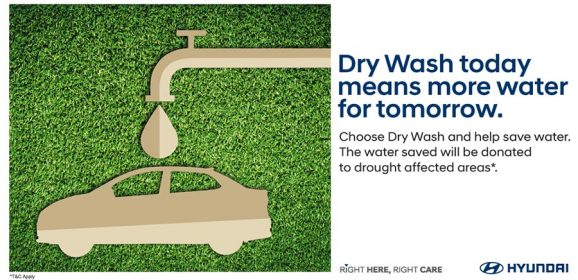 """Hyundai Launches """"Save Water"""" campaign On World Environment Day"""