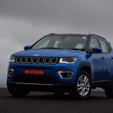 Jeep Compass Sales Cross the 10,000 Mark