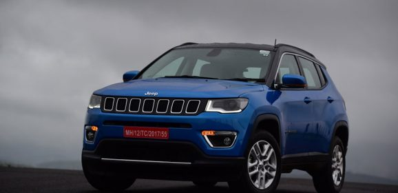 Jeep Compass Pre-bookings Open for Rs. 50,000