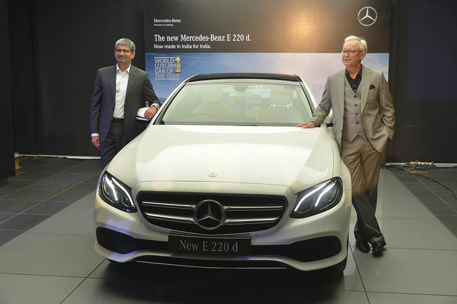 Mercedes-Benz Cars in India