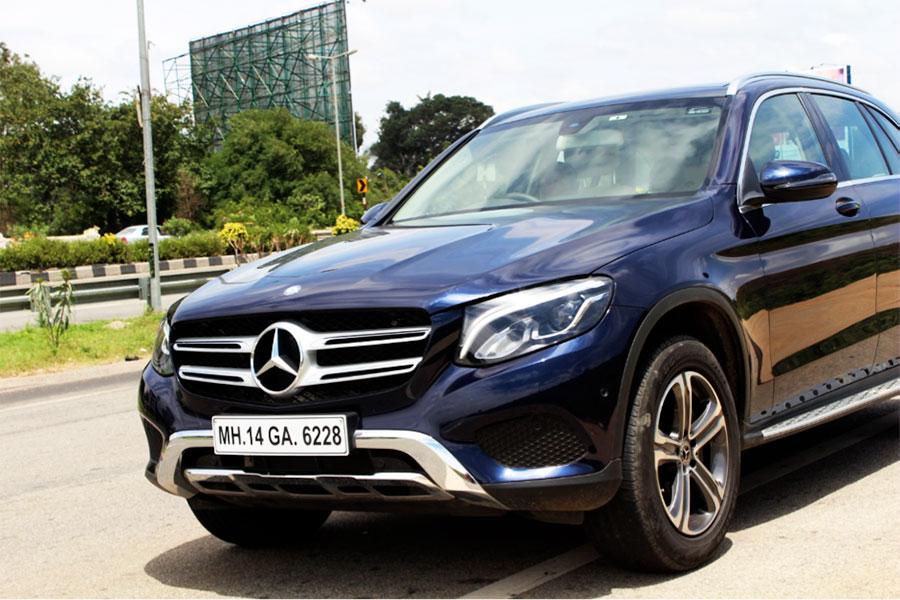 Mercedes benz gst price list model wise ex showroom for Mercedes benz model list