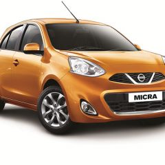 Nissan launches New 'Intelligent & Sporty' Micra in India