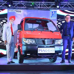 New Piaggio Porter 700 launched at Rs. 3,28,380