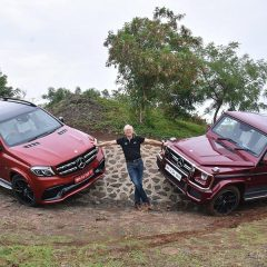 Mercedes-AMG G 63 'Edition 463' and Mercedes-AMG GLS 63 Launched